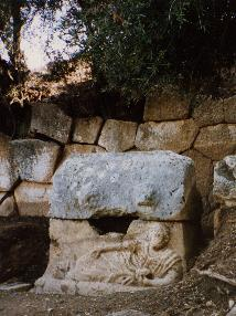 Letoon archaeological site